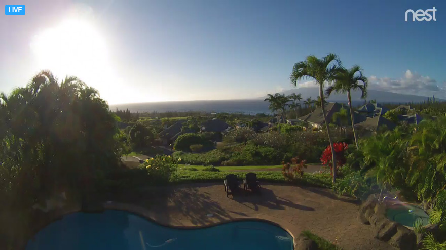 Maui Webcams   Maui Real Estate Directory